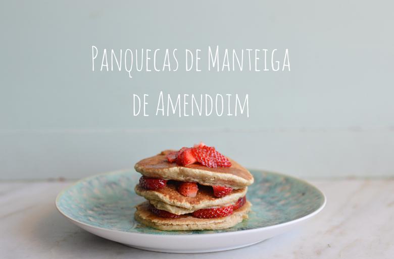 Panquecas de Manteiga de Amendoim (1)