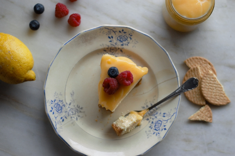 NY Style Cheesecake 5