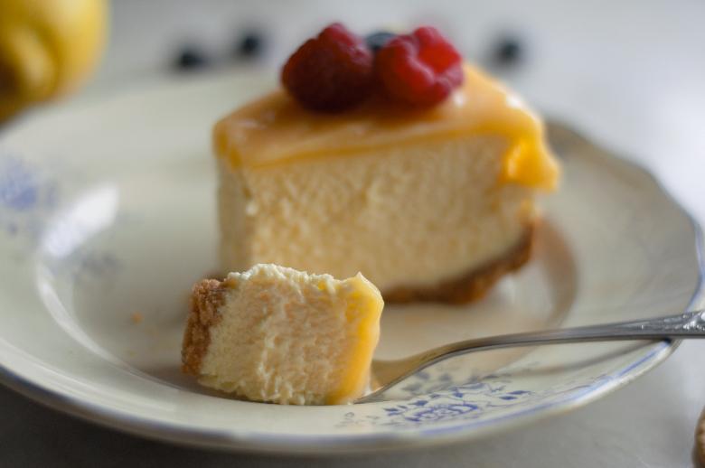 NY Style Cheesecake 6