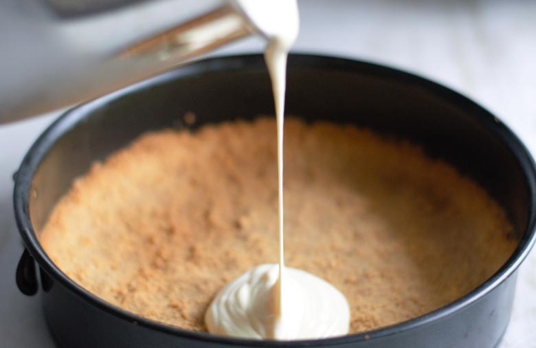 NY Style Cheesecake 8