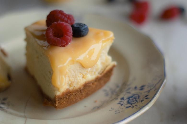 NY Style Cheesecake1